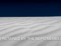 Subject Projected_Silver_Dan Sanders_Blue In Dune