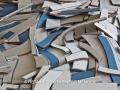 Bronze_Subject Projected_Tile Warp_Dave Garrett